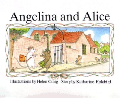 Image for Angelina and Alice (Angelina Ballerina)