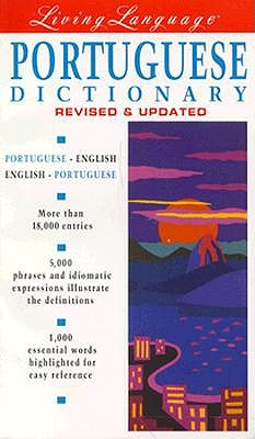 Image for Living Language Portuguese (brazilian : Dictionary)