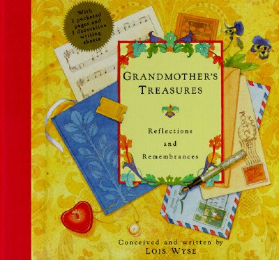 Image for Grandmother's Treasures: Reflections and Remembrances