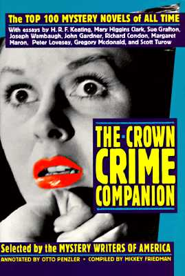 Image for The Crown Crime Companion