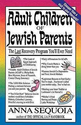 Image for ADULT CHILDREN OF JEWISH PARENTS: The Last Recover
