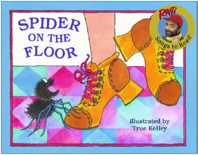 Image for Spider on the Floor (Raffi Songs to Read)