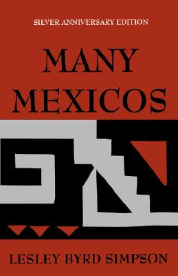 Many Mexicos, Simpson, Lesley Byrd