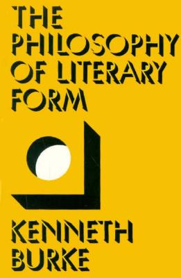 Image for The Philosophy of Literary Form