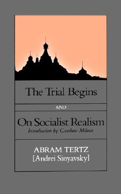 Image for TRIAL BEGINS and ON SOCIALIST REALISM