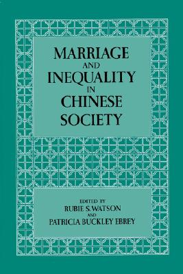 Image for Marriage and Inequality in Chinese Society
