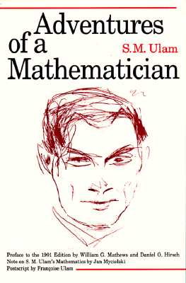 Image for Adventures of a Mathematician