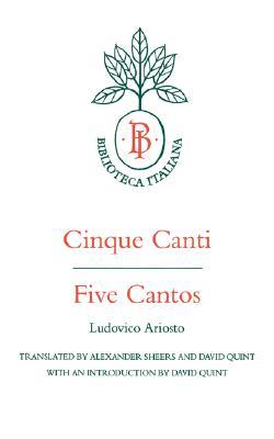 Image for Cinque Canti / Five Cantos (Volume 8) (Biblioteca Italiana)