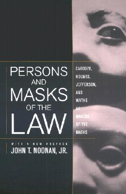 Image for Persons and Masks of the Law