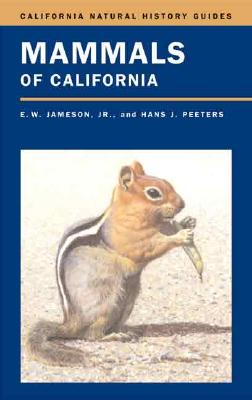 Image for Mammals of California (California Natural History Guides)