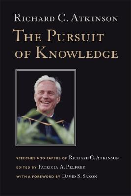 Image for PURSUIT OF KNOWLEDGE, THE