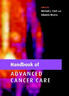 Image for Handbook of Advanced Cancer Care