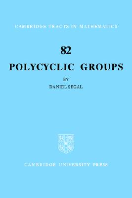 Image for Polycyclic Groups (Cambridge Tracts in Mathematics)