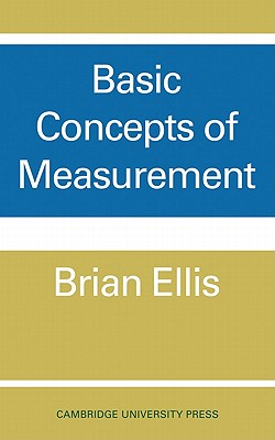 Basic Concepts of Measurement, Ellis, Brian