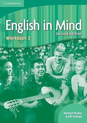 English in Mind Level 2 Workbook, Puchta, Herbert; Stranks, Jeff