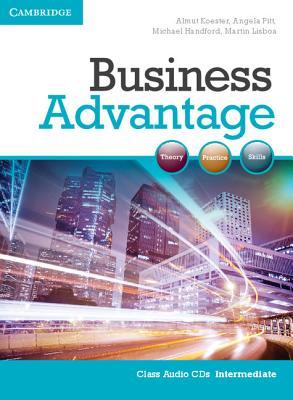 Image for Business Advantage Intermediate Audio CDs (2)