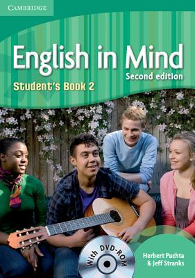 Image for English in Mind Level 2 Student's Book with DVD-ROM
