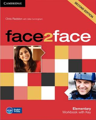 Image for Face2face Elementary Workbook with Key 2nd Edition