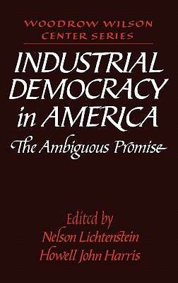 Image for Industrial Democracy in America: The Ambiguous Promise (Woodrow Wilson Center Press)