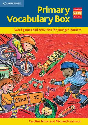 Image for Primary Vocabulary Box  Word Games and Activities for Younger Learners