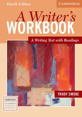 Image for Writer's Workbook, A  A Writing Text with Readings