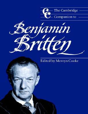 Image for The Cambridge Companion to Benjamin Britten