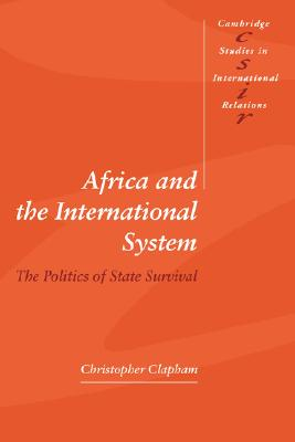Image for Africa and the International System