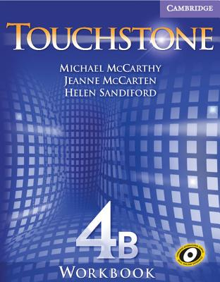 Image for Touchstone Workbook 4B