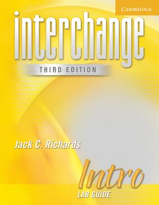 Image for Interchange Intro Lab Guide (Interchange Third Edition)