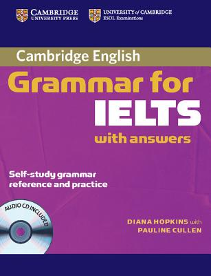 Image for Cambridge Grammar for IELTS Student's Book with Answers and Audio CD