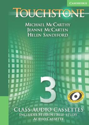 Touchstone Level 3 (Touchstones), McCarthy, Michael; McCarten, Jeanne; Sandiford, Helen