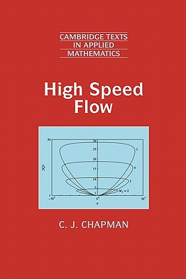 Image for High Speed Flow (Cambridge Texts in Applied Mathematics)