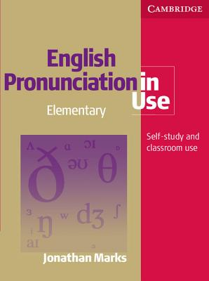 Image for English Pronunciation in Use Elementary: Book with Answers