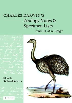 Image for Charles Darwin's Zoology Notes and Specimen Lists from H. M. S. Beagle