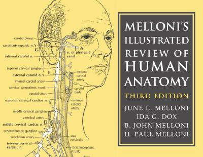 Image for Melloni's Illustrated Review of Human Anatomy