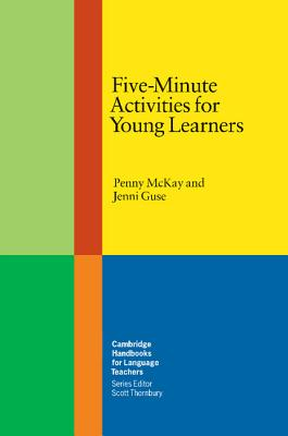 Image for Five-Minute Activities for Young Learners