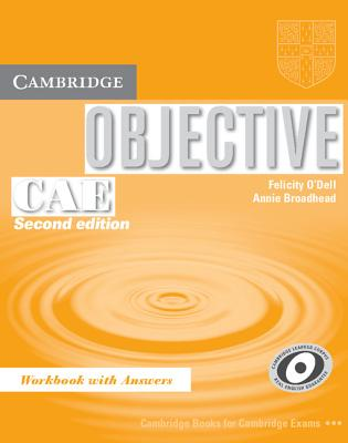Image for Objective CAE Workbook with Answers 2nd Edition