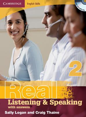 Image for Cambridge English Skills Real Listening and Speaking 2 with Answers and Audio CD