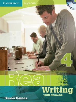 Image for Cambridge English Skills Real Writing 4 with Answers and Audio CD