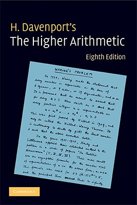 Image for The Higher Arithmetic: An Introduction to the Theory of Numbers