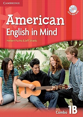 Image for American English in Mind Level 1 Combo B with DVD-ROM