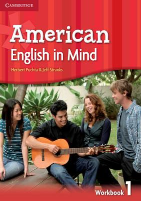 Image for American English in Mind Level 1 Workbook