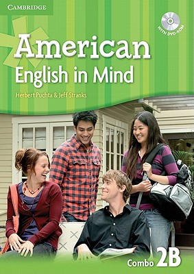 Image for American English in Mind Level 2 Combo B with DVD-ROM