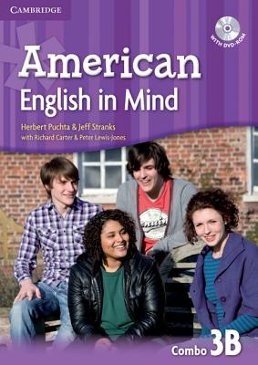 Image for American English in Mind Level 3 Combo B with DVD-ROM