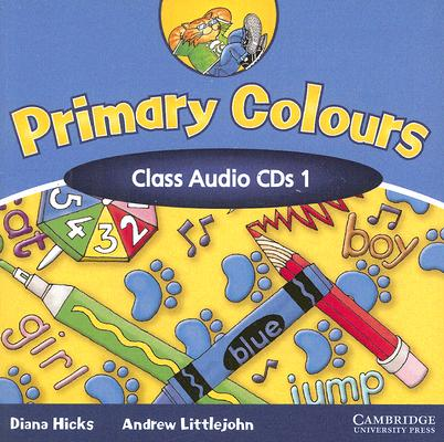 Image for Primary Colours 1 Class Audio CDs