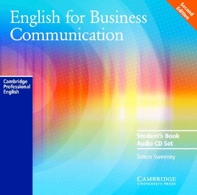 Image for English for Business Communication 2nd Edition Audio CD Set