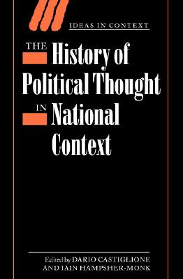 Image for The History of Political Thought in National Context (Ideas in Context)