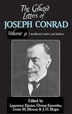 Image for The Collected Letters of Joseph Conrad 9 Volume Hardback Set (The Cambridge Edition of the Letters of Joseph Conrad)