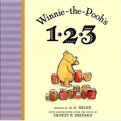 Image for Winnie the Pooh's 1,2,3