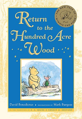 Image for Return to the Hundred Acre Wood (Winnie-the-Pooh)